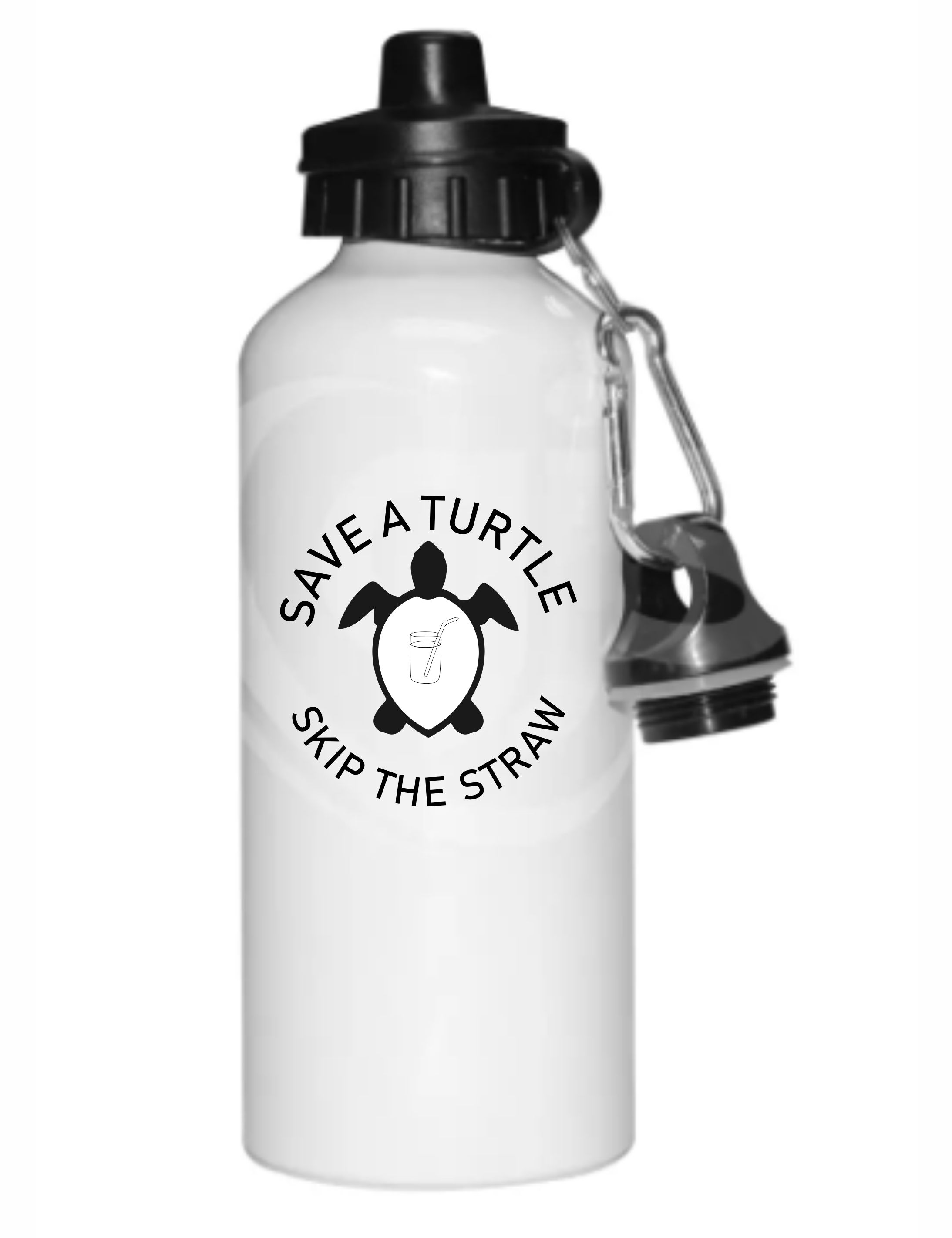 Stemm Save a turtle drink bottle