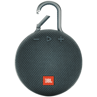 Clip 3 Portable Bluetooth Speaker - Blue