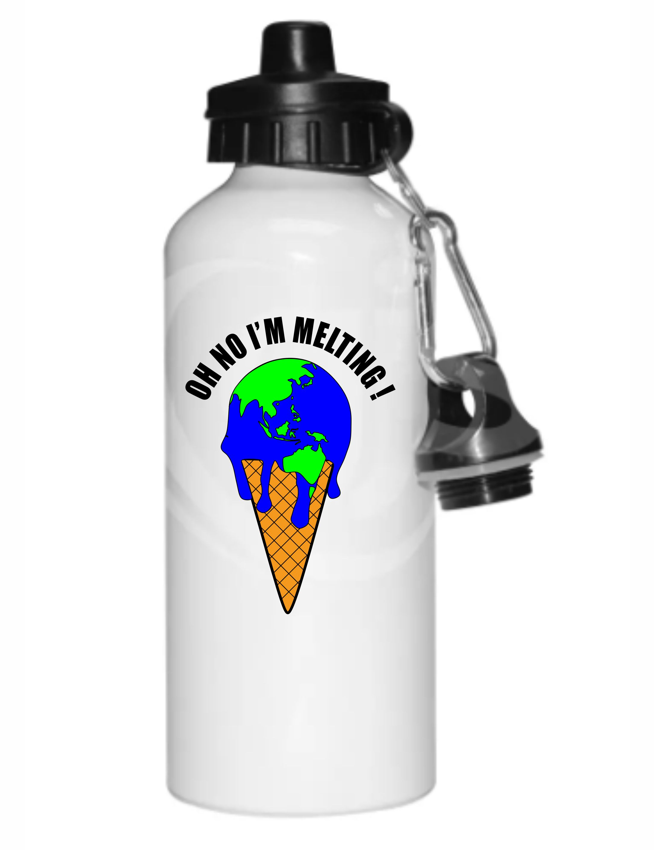 Stemm Melting earth drink bottle