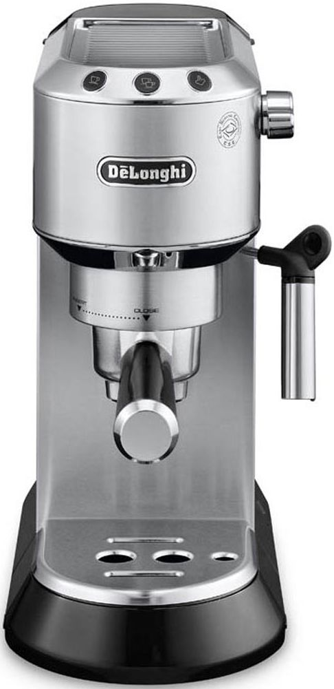 Delonghi - Dedica Pump Coffee Machine - Metal