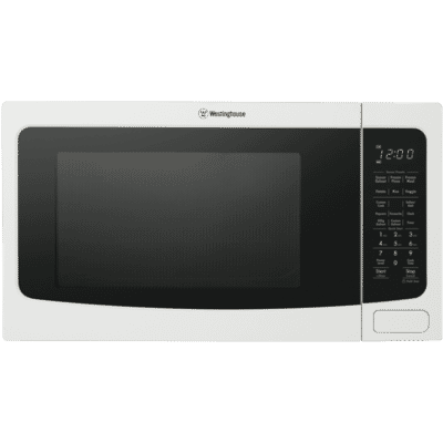 40L 1100W Microwave Oven - White