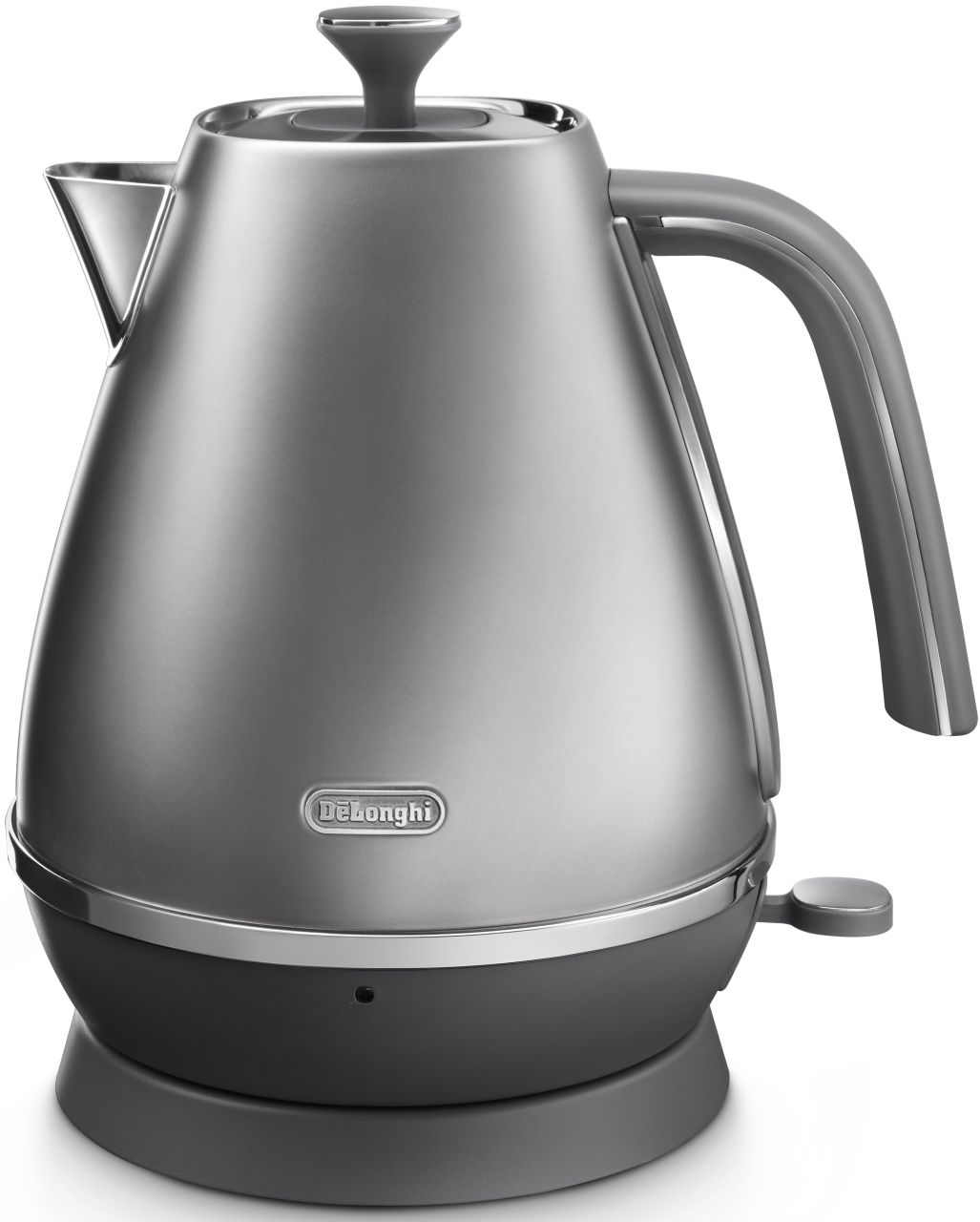 Delonghi - 1.7L Distinta Flair Kettle - Silver