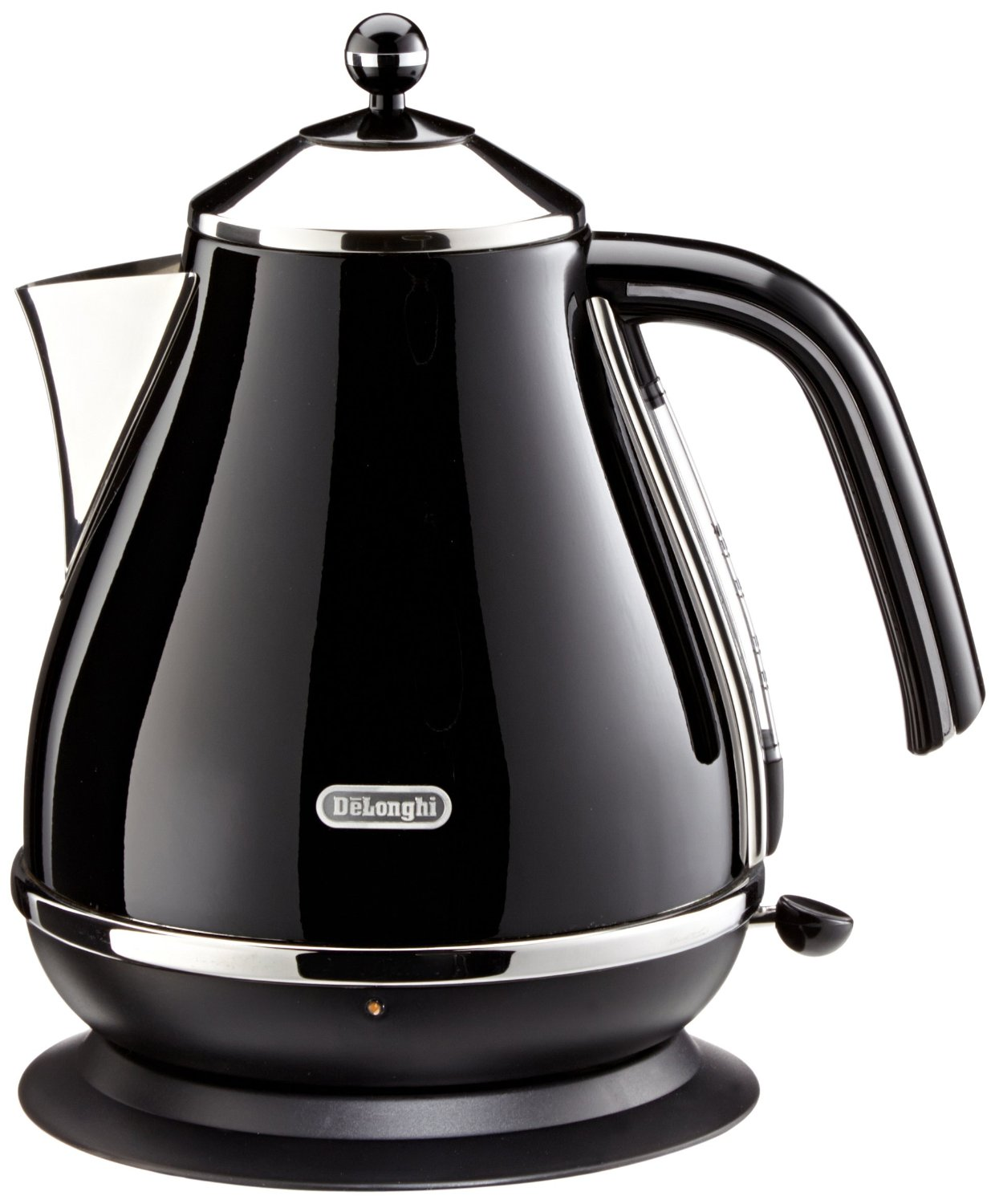 Delonghi - 1.7L Icona Kettle - Black