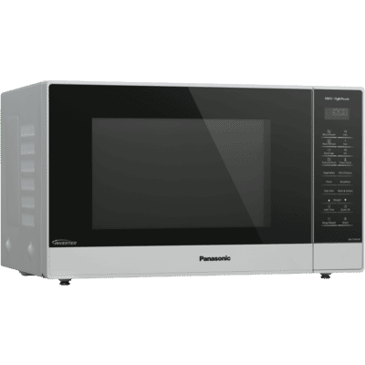 32L White Inverter Microwave