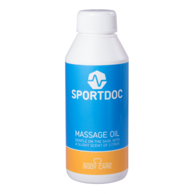 Sportdoc Massage Oil x 500mls