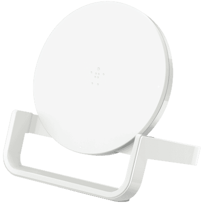 Boost Up 10W Wireless Charging Stand - White